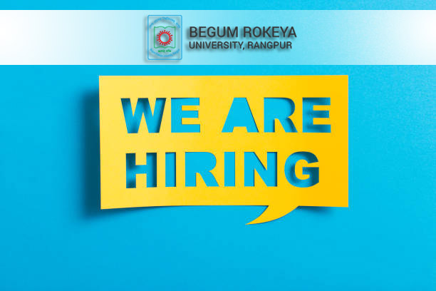 Begum Rokeya University, Rangpur - » Officers Job Circular