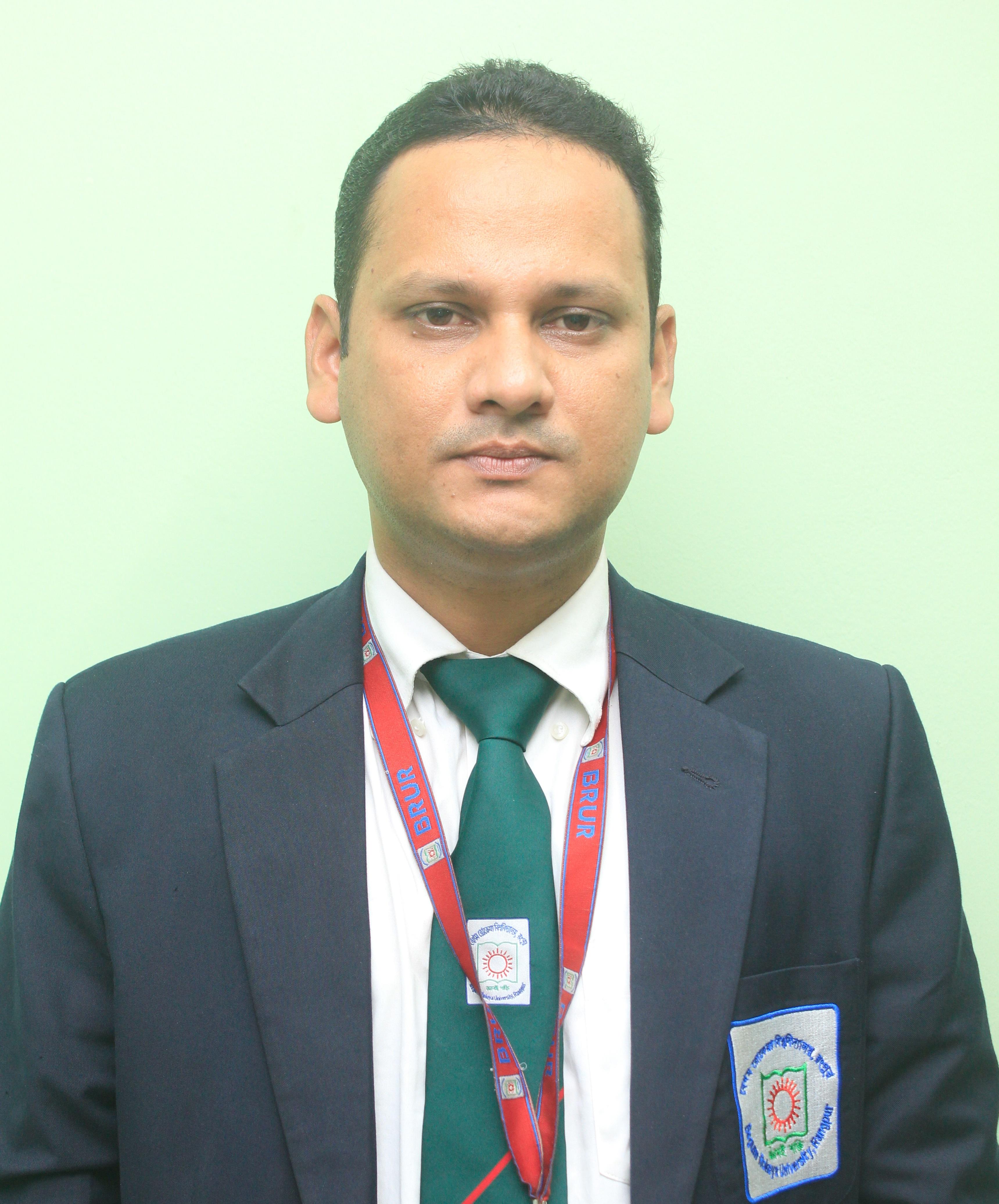 Md. Ehteramul Huq