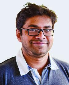 Sajal Roy (On Study Leave)