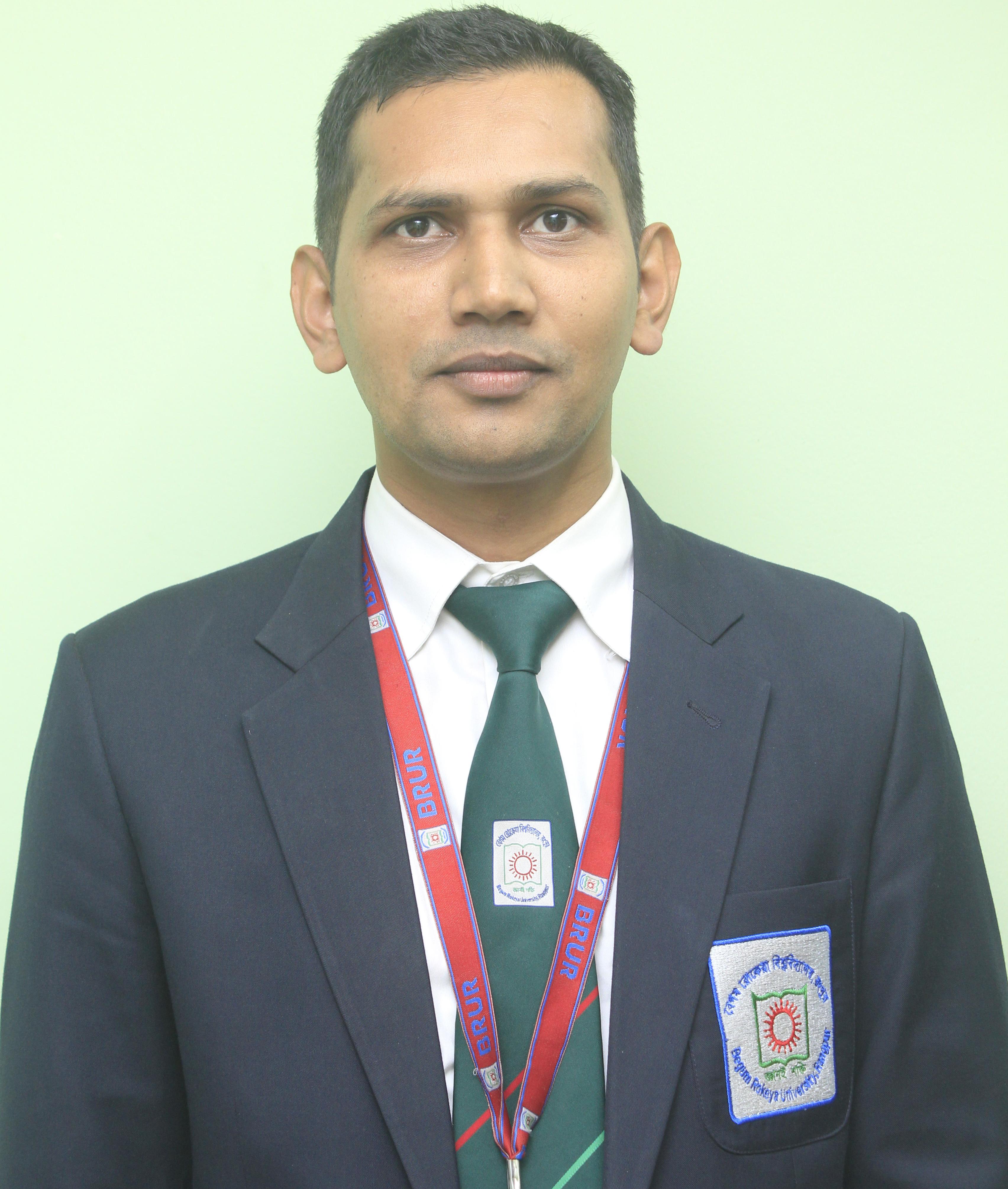 Md. Meraj Ali
